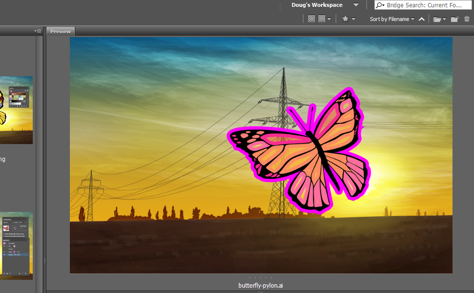 butterfly-pylon6
